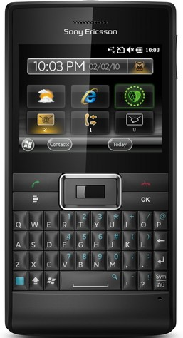 Sony Ericsson Aspen  (SE Faith)