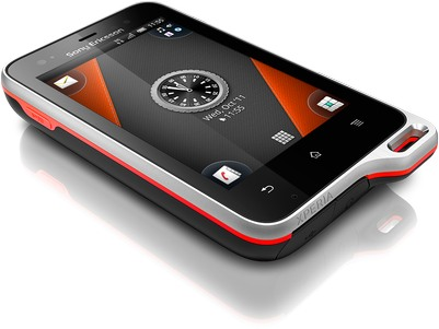 Sony Ericsson Xperia active ST17a