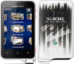 Sony Ericsson Xperia active ST17 Billabong Edition