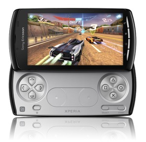 Sony Ericsson Xperia PLAY SO-01D  (SE Zeus)