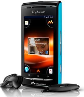 Sony Ericsson W8 Walkman E16a Specs | Technical Datasheet | PDAdb.net