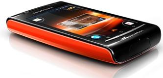 Sony Ericsson W8 Walkman E16 / E16i Specs