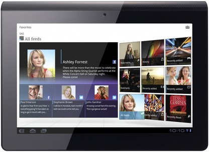 Sony Tablet S WiFi SGPT111 16GB  (Sony S1)