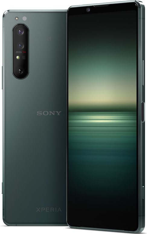 Sony Xperia 1 II 5G Green Edition Global Dual SIM TD-LTE XQ-AT52/G  (Sony XQ-AT5)