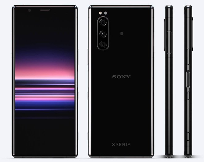 Sony Xperia 5 Global TD-LTE J8210  (Sony Horus) Detailed Tech Specs