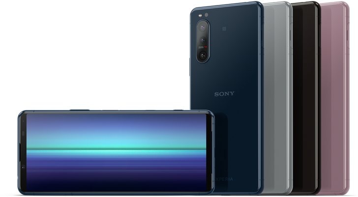 Sony Xperia 5 II 5G TD-LTE JP SOG02  (Sony XQ-AS5) Detailed Tech Specs