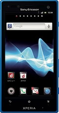 Sony Xperia acro HD IS12S  (Sony Hayate)