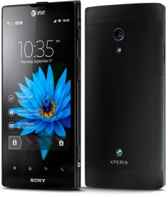 Sony Xperia Ion LT28at  (Sony Aoba)