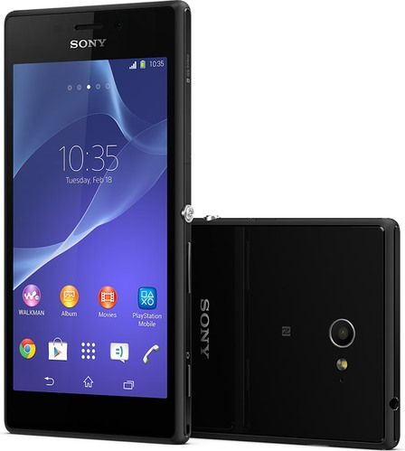 Sony Xperia M2 LTE D2306  (Sony Eagle Rex SS)