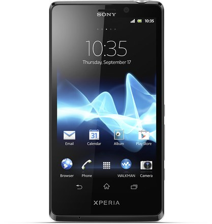 Sony Xperia T LT30at  (Sony Mint Amy)