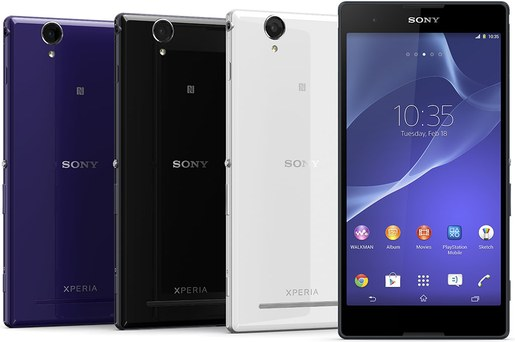 Sony Xperia T2 Ultra D5316 LTE-A / D5316N  (Sony Tianchi)