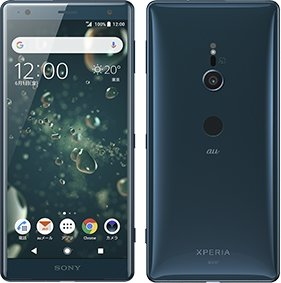 Sony Xperia XZ2 WiMAX 2+ SOV37  (Sony PF22) Detailed Tech Specs