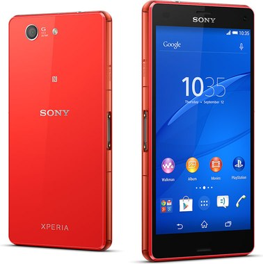 Sony Xperia Z3 Compact LTE-A SO-02G