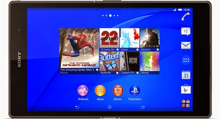 Sony Xperia Z3 Tablet Compact WiFi SGP612 32GB