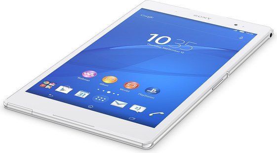 Sony Xperia Z3 Tablet Compact LTE-A SGP621