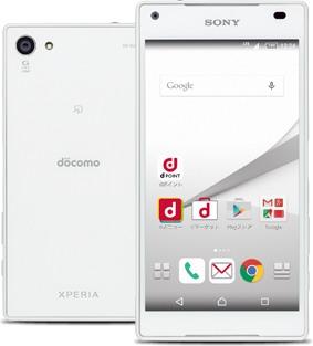 Sony Xperia Z5 Compact TD-LTE SO-02H (Sony Suzuran) | Device