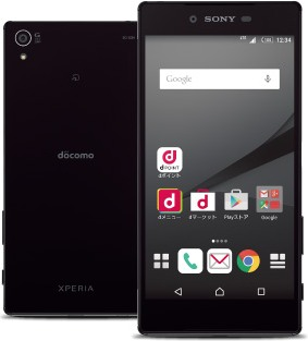 sony xperia z5 premium so-03h