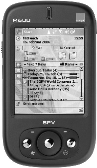 Orange SPV M600  (HTC Prophet)