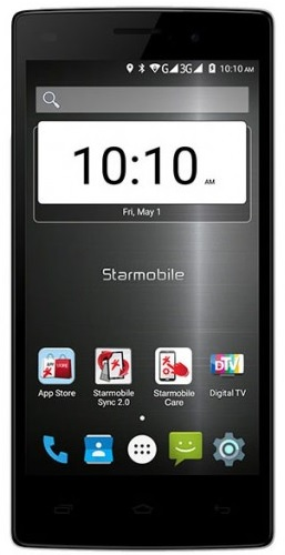 Starmobile UP Max Dual SIM