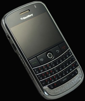 Stuart Hughes BlackBerry Bold 9000 Diamond