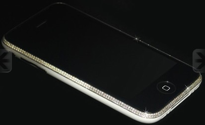 Stuart Hughes iPhone 3GS Diamond  (Apple iPhone 2,1)