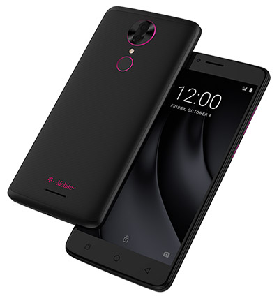 T-Mobile REVVL Plus LTE US