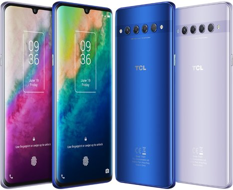 TCL 10 Plus Premium Edition Global Dual SIM TD-LTE 256GB T782H  (TCL Boston)