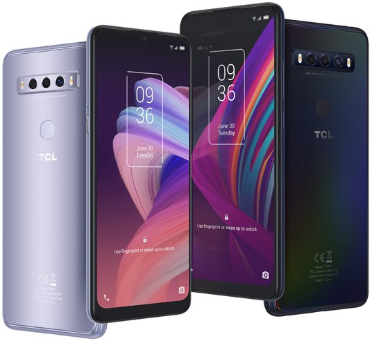 TCL 10 SE Global Dual SIM TD-LTE 64GB  T766H  (TCL Oakland)