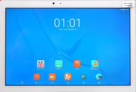 Teclast T10 Detailed Tech Specs