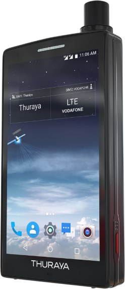 Thuraya X5-Touch Dual SIM TD-LTE Detailed Tech Specs