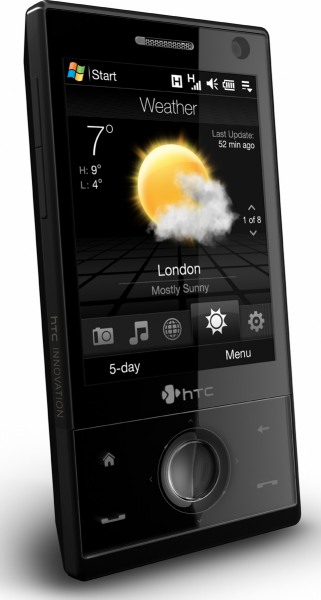 HTC Touch Diamond P3700  (HTC Diamond 100)