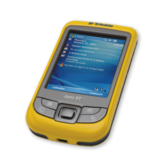 Trimble Juno GPS are available for library checkout
