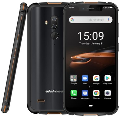 uleFone Armor 5S Global Dual SIM LTE Detailed Tech Specs