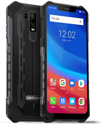 uleFone Armor 6 Global Dual SIM TD-LTE Detailed Tech Specs