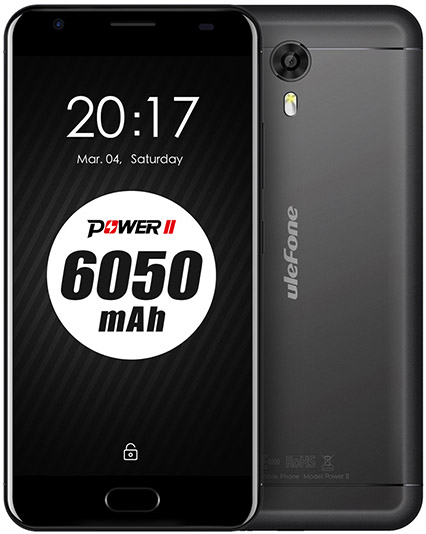 uleFone Power 2  Dual SIM LTE-A Global