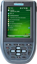 Unitech PA600 Phone Edition