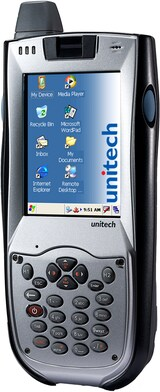 Unitech PA968 Phone Edition