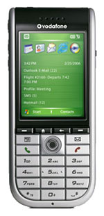 Vodafone v1240  (HTC Tornado Noble)