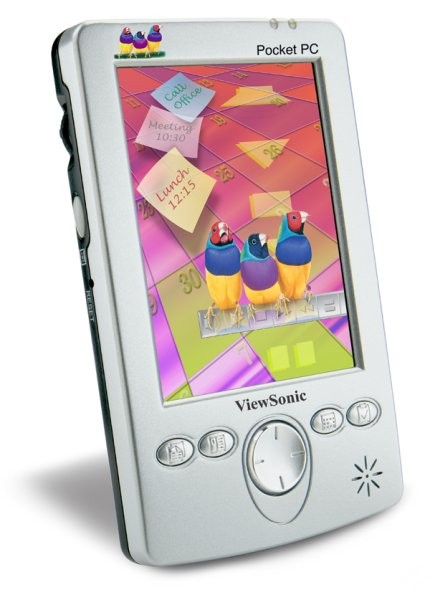 ViewSonic Pocket PC V35