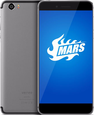 Vernee Mars Dual SIM LTE Detailed Tech Specs