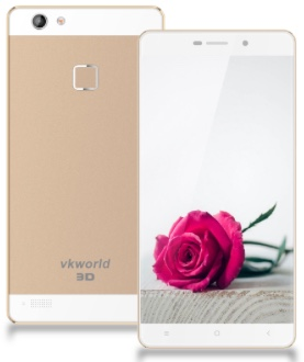VKWorld Discovery S2 LTE Dual SIM