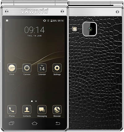 VKWorld T2 Plus Dual SIM LTE