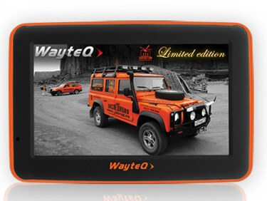 WayteQ X820BT Expedition Limited Edition