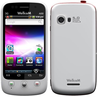 WellcoM A88 3G  (Commtiva Z71)