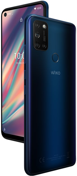 Wiko View 5 Dual SIM TD-LTE 64GB M2976 Detailed Tech Specs