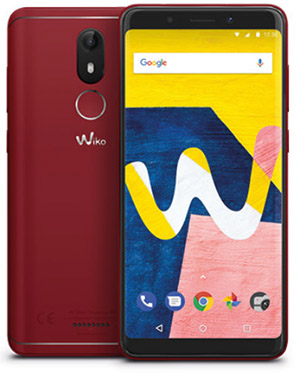 wiko jerry display