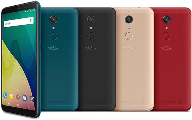 Wiko View XL Dual SIM LTE M1790 | Device Specs | PhoneDB