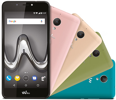 Wiko Tommy 2 Plus Dual SIM LTE Detailed Tech Specs