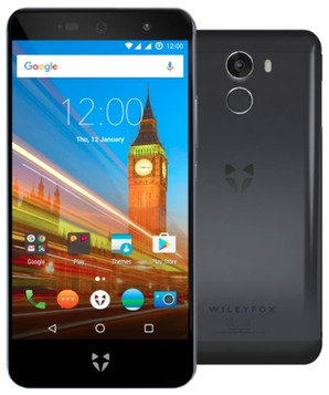 Wileyfox Swift 2X Dual SIM LTE