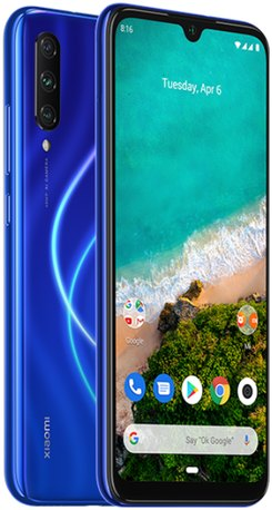 Xiaomi Mi A3 Dual SIM TD-LTE IN 64GB M1906F9SI  (Xiaomi Laurus) Detailed Tech Specs